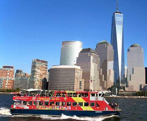 90 Minute City Sightseeing Cruise Photo