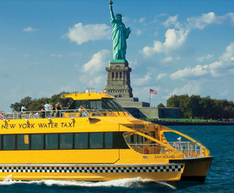 New York Water Taxi's Statue of Liberty Express