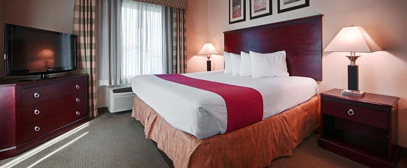 Photo of Best Western Riverview Inn & Suites Room