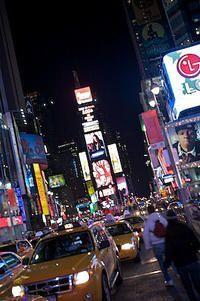 Step out into the City That Never Sleeps and dance the night away
