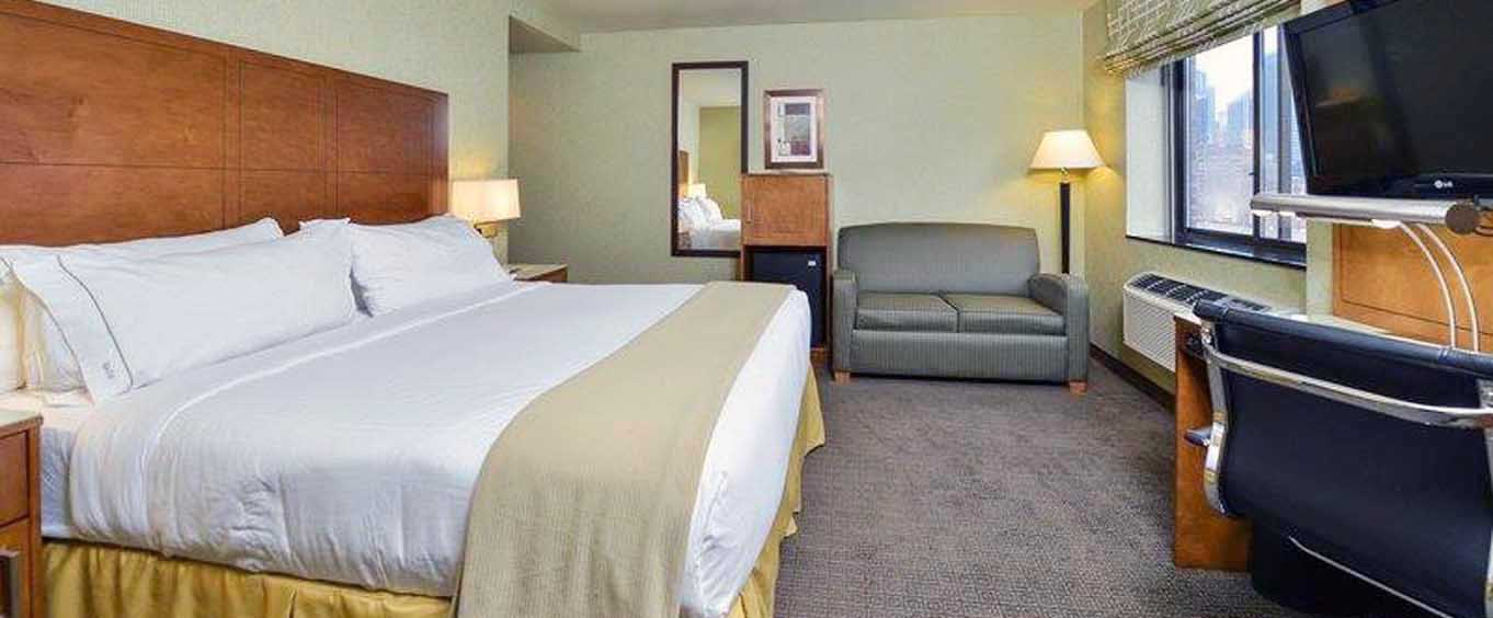 Room Photo for Holiday Inn Express Manhattan West Side