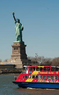 Add On a Hop-On Hop-Off Cruise for Added Sightseeing in the Big Apple!