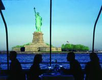 The most sophisticated way to see the Statue of Liberty