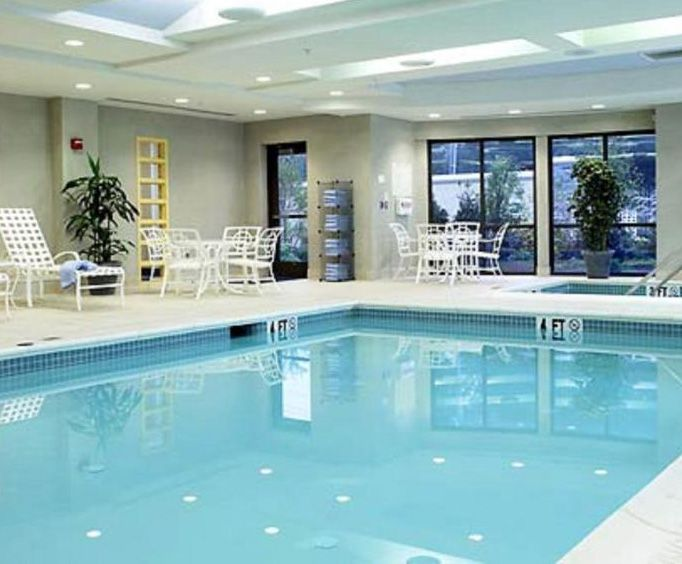 Courtyard by Marriott Lancaster Indoor Pool