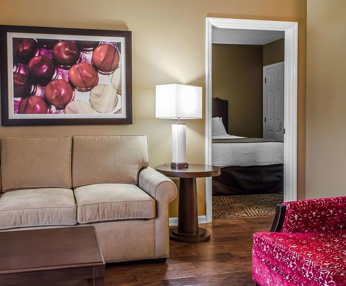 Room Photo for Bluegreen Vacations Suites at Hershey Ascend Resort Collection