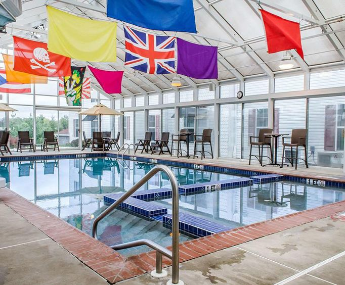 Bluegreen Vacations Suites at Hershey Ascend Resort Collection Indoor Swimming Pool