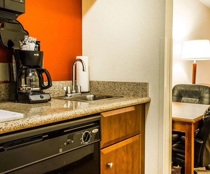 Photo of MainStay Suites Grantville Kitchenette