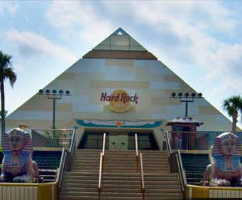 Hard Rock Cafe - Myrtle Beach, Interior