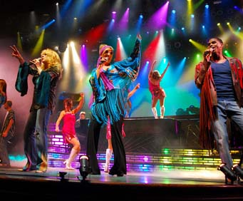 Good Vibrations Best Of The 60s 70s  80s at The Carolina Opry 60s