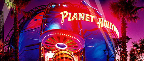 Planet Hollywood - Myrtle Beach, SC