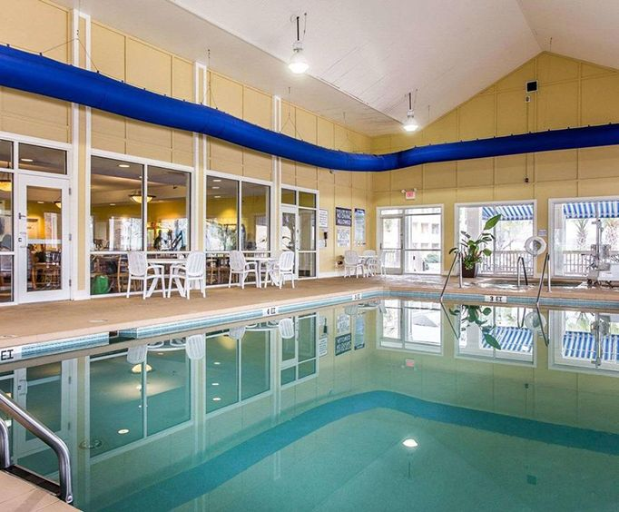 Bluegreen Vacations Harbour Lights Ascend Resort Collection Indoor Swimming Pool