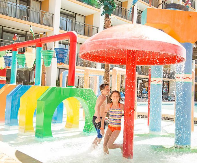 Hotels with Water Park