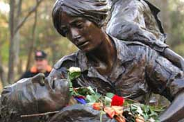 Washington Photo Safari - Vietnam Women Veterans Memorial