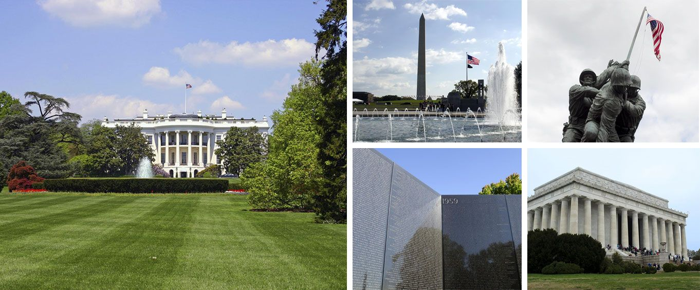 See DC with the Best of DC Tour