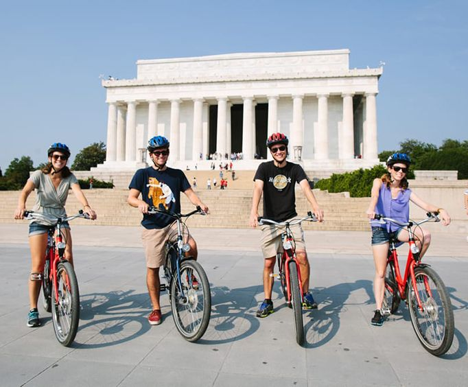 See the Sights with the Washington DC Capital City Bike Tour