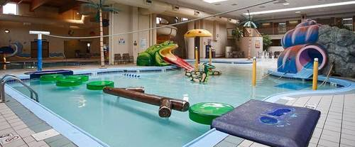 Best Western Plus Ramkota Hotel Sioux Falls Sd Waterpark