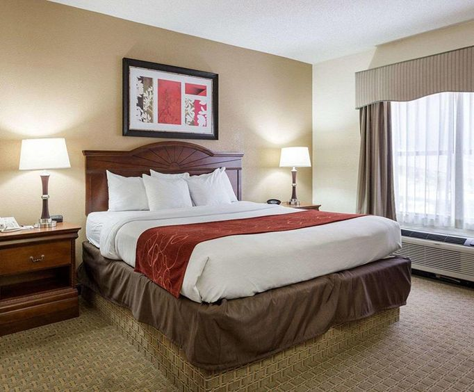 Comfort Suites - Southaven MS Room Photos