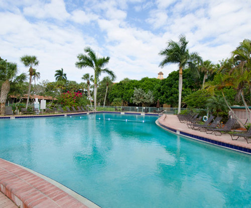 Outdoor Pool at Port of the Islands Everglades Adventure Resort