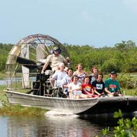 Explore the Everglades by Airboat