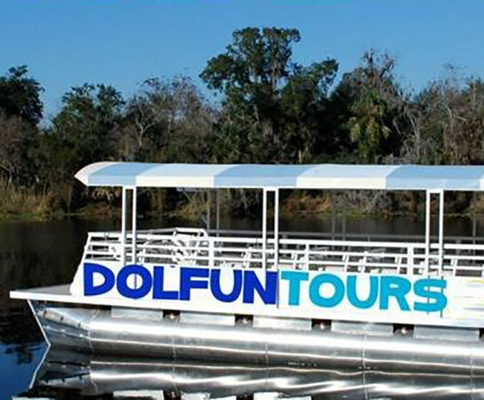 Private Dolphin Manatee Eco River Sightseeing Sunset Tour