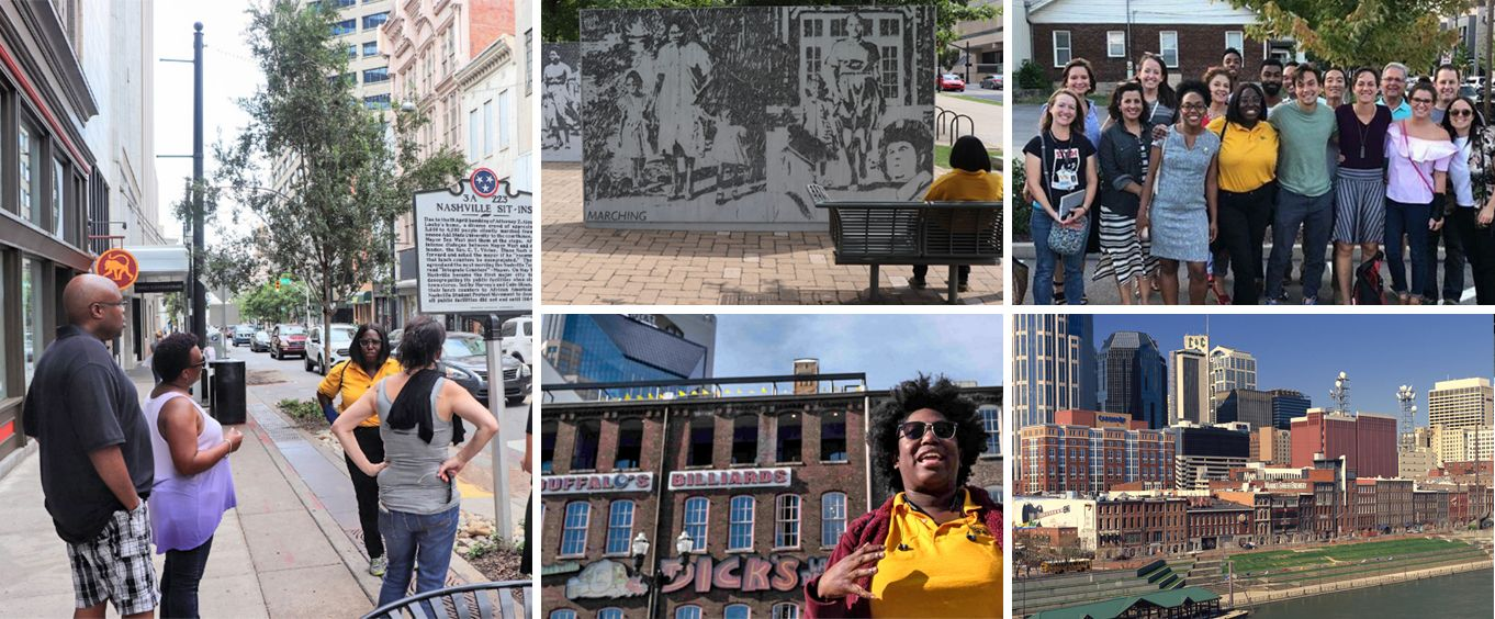 Nashville African American Culture Tours Collage