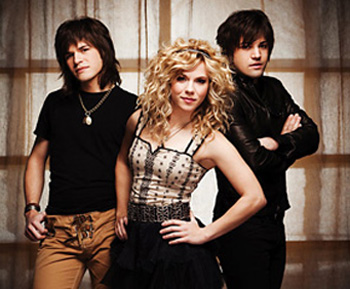 The Band Perry At Grand Ole Opry