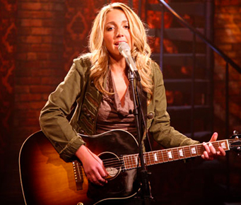 Ashley Monroe At Grand Ole Opry