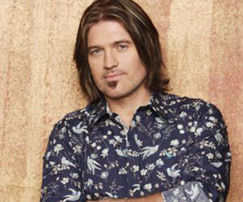 Billy Ray Cyrus At Grand Ole Opry