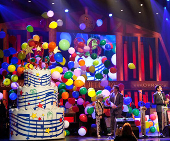 Birthday Bash Weekend At Grand Ole Opry