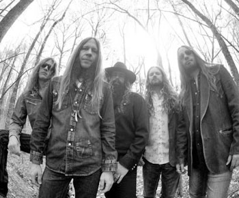 Blackberry Smoke At Grand Ole Opry