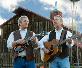 Chris Hillman & Herb Pedersen At Grand Ole Opry