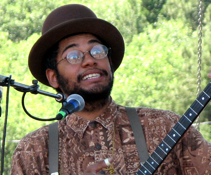 Dom Flemons At Grand Ole Opry