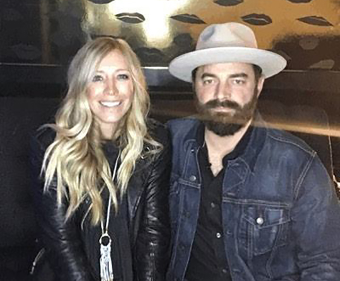 Drew and Ellie Holcomb At Grand Ole Opry