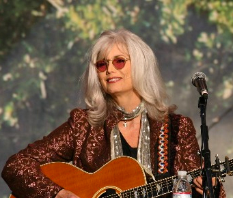 Emmylou Harris At Grand Ole Opry