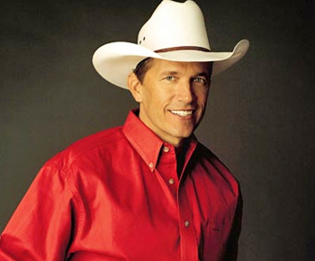 George Strait At Grand Ole Opry