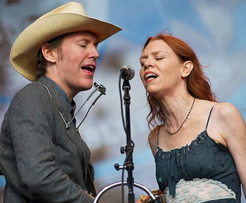 Gillian Welch & David Rawlings At Grand Ole Opry