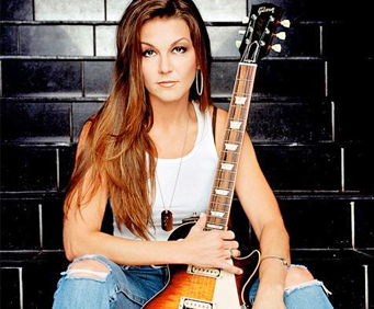 Gretchen Wilson At Grand Ole Opry