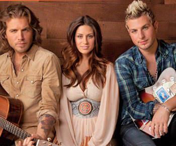 Gloriana At Grand Ole Opry