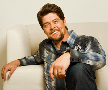 Jason Crabb At Grand Ole Opry