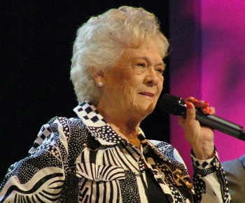 Jean Shepard At Grand Ole Opry
