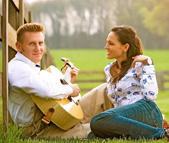 Joey+Rory At Grand Ole Opry