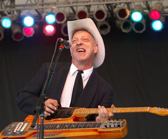 Junior Brown At Grand Ole Opry