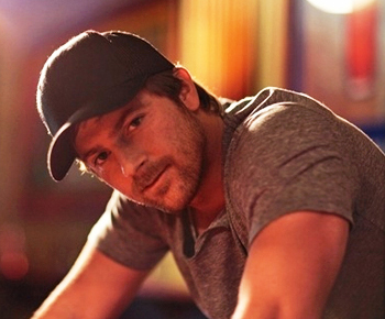 Kip Moore At Grand Ole Opry