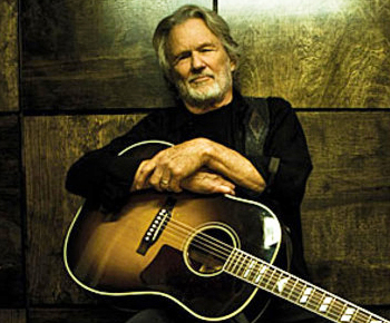 Kris Kristofferson At Grand Ole Opry