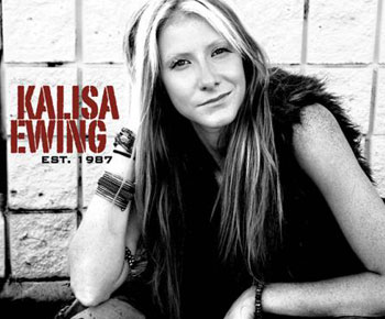 Kalisa Ewing At Grand Ole Opry