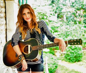 Kelleigh Bannen At Grand Ole Opry