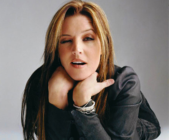 Lisa Marie Presley At Grand Ole Opry