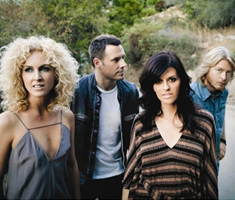 Little Big Town At Grand Ole Opry