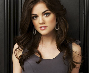 Lucy Hale At Grand Ole Opry