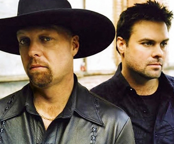 Montgomery Gentry At Grand Ole Opry